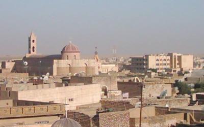 Nineveh Christians persecution