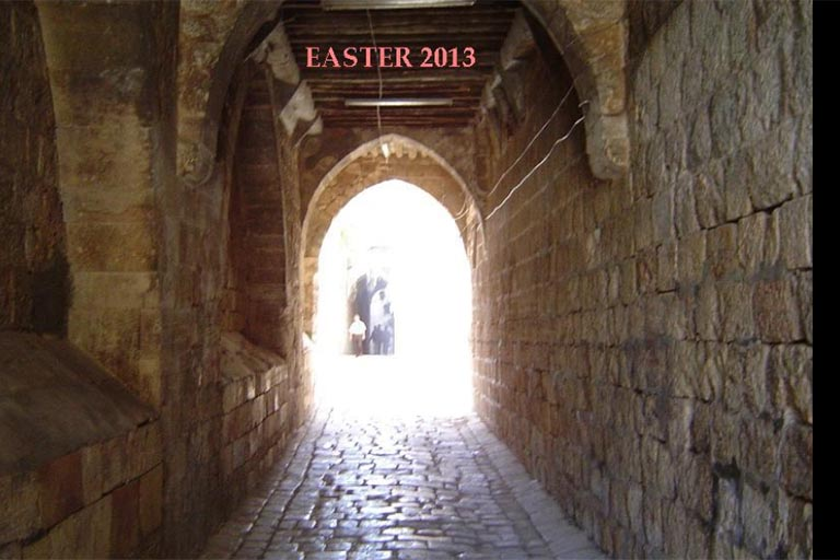 Syria's Christians Exodus